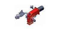 Серия TLX Газ пониженный Nox [288-13000 кВт]